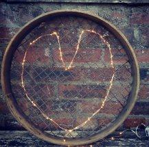 barn rustic wedding prop
