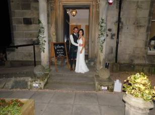 Taypark House wedding prop hire