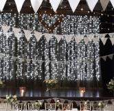 fife town hall wedding prop hire