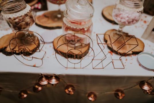 forbes of kingennie wedding prop hire