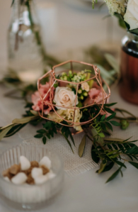 forbes of kingennie wedding styling