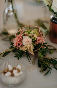 forbes of kingennie wedding styling