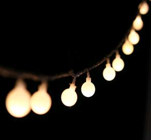 Wedding Lighting hire fife perthshire