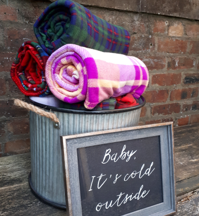 blankets prop hire barn perthshire