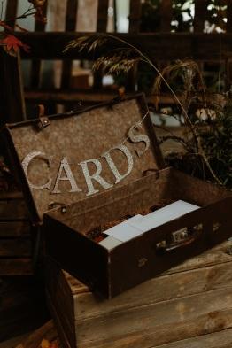wedding prop hire post box fife perthshire