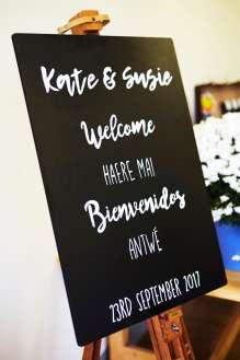 Perthshire wedding prop hire