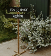 wedding chalkboards scotland