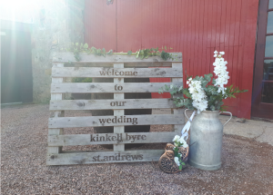 barn styling hire fife perthshire