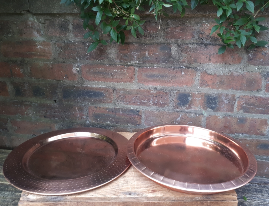 copper wedding props hire styling aberdeenshire perthshire