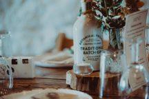 Scottish Ayr barn wedding prop hire