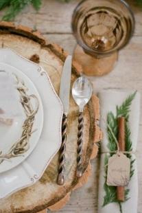 Wedding table design scotland