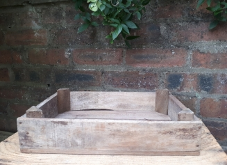 rustic crate hire for weddings scotland