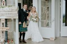 perthshire barn wedding boho