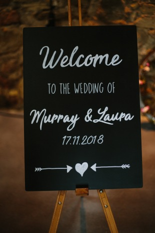 kinkell_byre_wedding_welcome_chalkboard