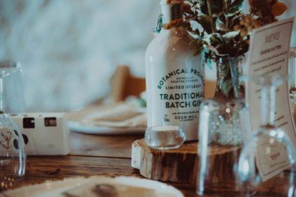 log slice wedding hire fife dundee scotland