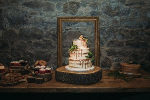 rustic wedding decorations perthshire scotland