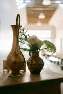 rustic copper wedding decorations perthshire