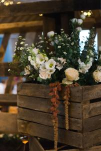 rustic wedding prop hire perthshire