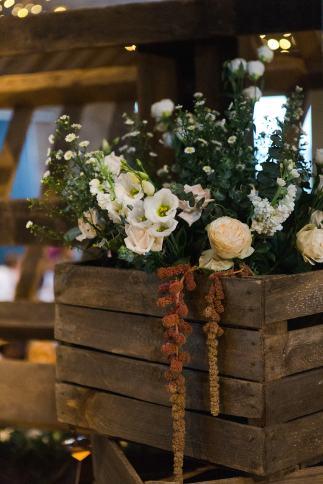 rustic wedding prop hire perthshire
