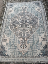 Boho persian rug hire fife perthshire dundee