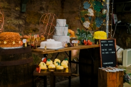 cow-shed-crail-wedding-cake-table-decor