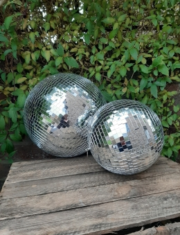 mirror ball hire scotland