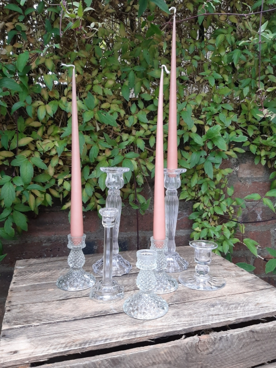 candlestick wedding prop hire fife perthshire