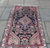 Pink, blush & lilac rug (190 x 90cm) - Hire Cost £20