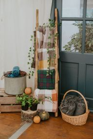 Elsick-House-Wedding-ladder-prop-hire