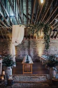 wedding arch hire perthshire scotland