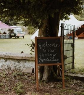 wedding prop decor hire perthshire scotland
