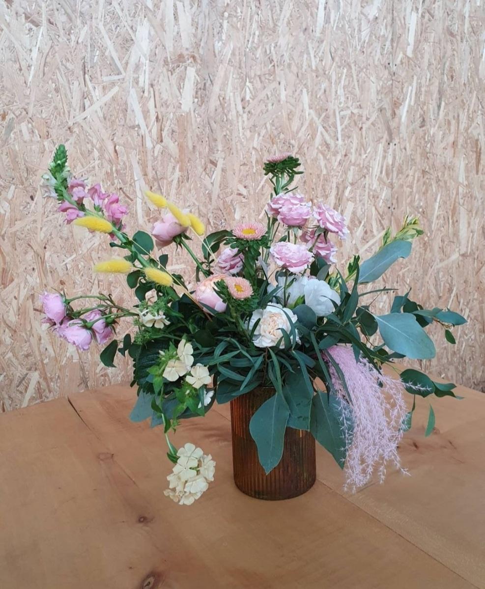 amber vase wedding hire fife perthshire scotland